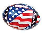 Soft Stuffed USA Flag Footballs (1 dz) offers