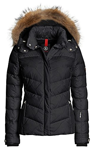 - Bogner Fire + Ice Sally Jacket with Fur - Women's Black, 4