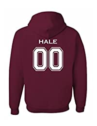 Adult Teen Wolf Hale 00 Hoodie READ Important NOTE