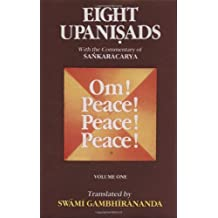 1: Eight Upanishads, with the Commentary of Sankaracarya, Vol. I