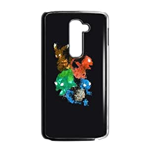 LG G2 Cell Phone Case Black ac31 cool pokemons illust FXS_462762