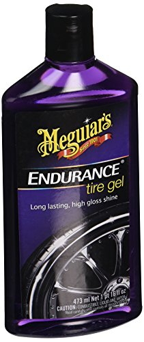 Meguiar's G7516 Endurance Tire Gel - 16 oz. Best Tire Dressing