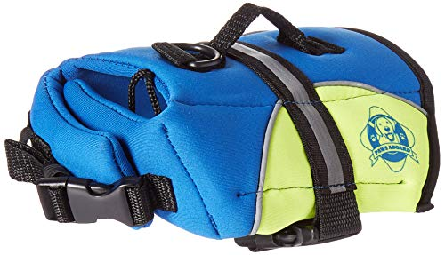 Paws Aboard Dog Life Jacket, Neoprene Dog Life Vest for Swimming and Boating - -