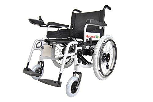 Accessbuy™ Electric Portable Wheelchair 22