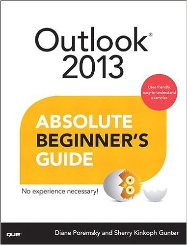 Outlook 2013 Ebook
