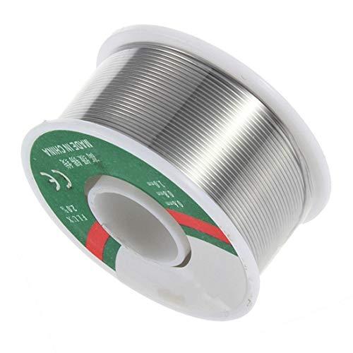 MIMI Hot Sale Worldwide 63/37 Tin 0.8mm Rosin Core Tin/Lead 0.8mm Rosin Roll Flux Solder Wire Reel Hot Stylish NEW