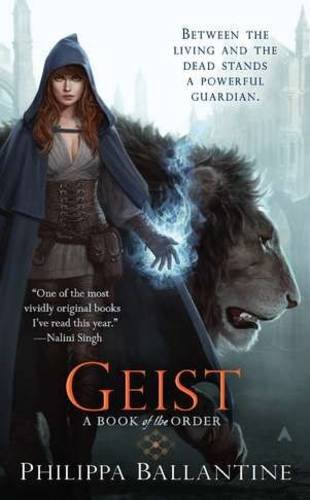 Geist (A Book of the Order)