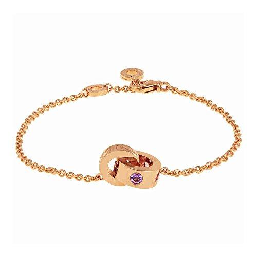 Bvlgari Bvlgari 18K Pink Gold Bracelet - Shop Bvlgari