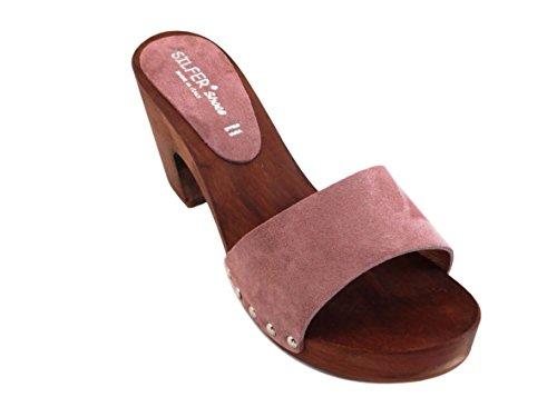 Shoes Shoes Mules Silfer pour pour Silfer Mules Femme Femme fXwHqxE6q