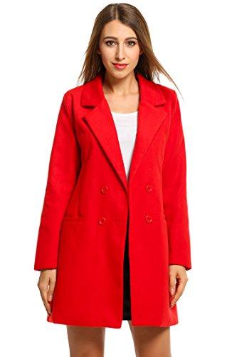 Red Overcoat - 6