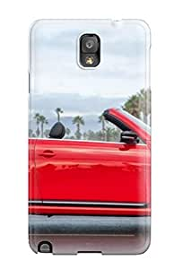 Galaxy Note 3 Case Cover With Shock Absorbent Protective Volkswagen Beetle 36 Case