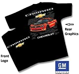Chevy Camaro Shirt - Black Tee with Bowtie (XL) offers