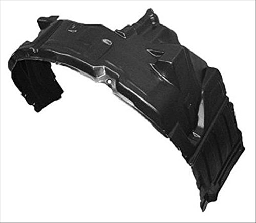 OE Replacement Mitsubishi Eclipse Front Passenger Side Fender Inner Panel (Partslink Number MI1249110)