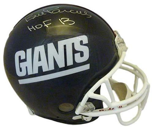 (Bill Parcells Autographed New York Giants Proline Helmet w/HOF)