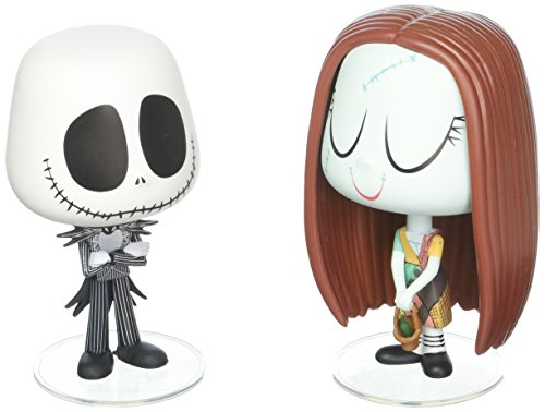Funko Vynl: the Nightmare Before Christmas-Jack & Sally Collectible Figure - The Nightmare Before Christmas Sally Costumes