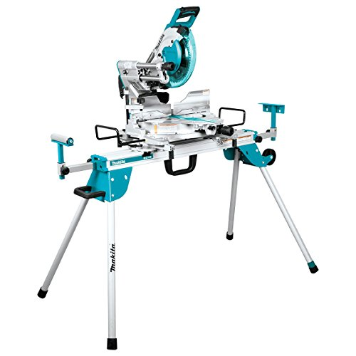 Makita LS1019LX 10 inch Dual-Bevel Sliding Compound Miter Saw with Laser and Stand