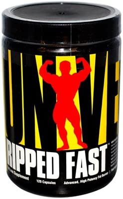 Wholesale Universal Nutrition Ripped Fast Fat Burner – 120 Capsules, Sports Fitness, Diet Aids