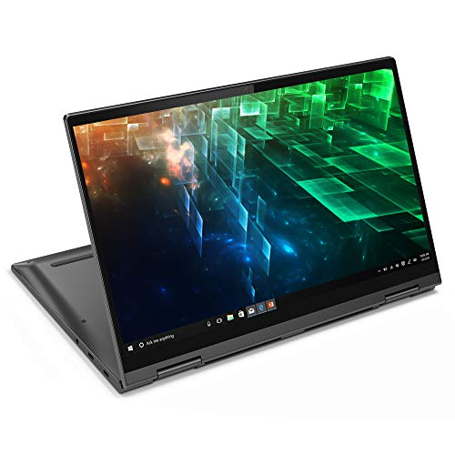 Lenovo Yoga C740 14 Inch FHD Convertible Laptop (Intel Core i5, 8GB RAM, 256GB SSD, Windows 10) – Iron Grey