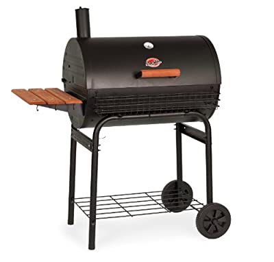 Char-Griller Square Inch Charcoal Grill / Smoker from Char-Griller