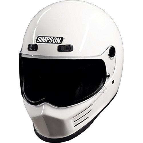 Simpson MSB15M1 Street Bandit Motorcycle Helmet M2015 Medium -