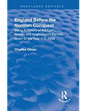 Revival: England Before the Norman Conquest (1910)