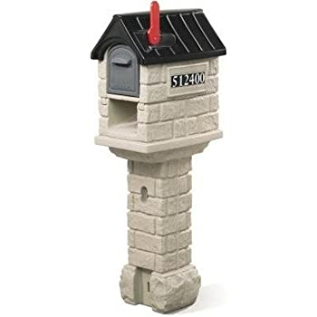 Step2 512400 MailMaster Stone Hill Plus Mailbox