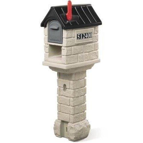 Step 2 512400 MailMaster Stone Hill Plus Mailbox