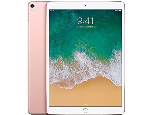 "Apple iPad Pro (2017) 10.5"" 64GB Wi-Fi Tablet, Rose Gold (Refurbished)"