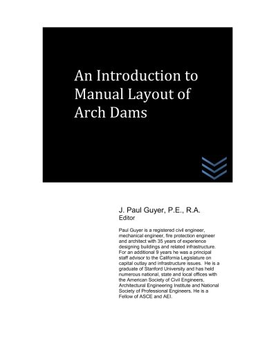 Download An Introduction to Manual Layout of Arch Dams PDF