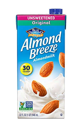 Almond Breeze Unsweetened Original Ounce product image