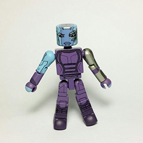 Guardians of the Galaxy Minimates - NEBULA Mini-Figure