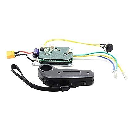 Amazon.com: SODIAL - Controlador de monopatín con doble ...