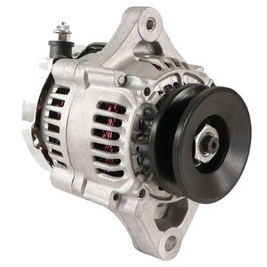 LActrical HIGH OUTPUT AMP MINI DENSO STYLE ALTERNATOR FOR CHEVY STREET ROD RACE CAR 3 THREE WIRE HOOKUP SYSTEM 70AMP