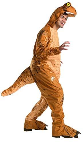 Rubie's Men's Standard T-Rex Oversized Jumpsuit Costume, As As Shown, Standard