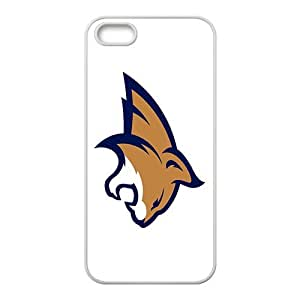 NCAA Montana State Bobcats Primary 2013 White For SamSung Galaxy S4 Phone Case Cover