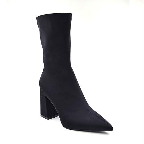 SHZSMHD Women Boots Female Fashion