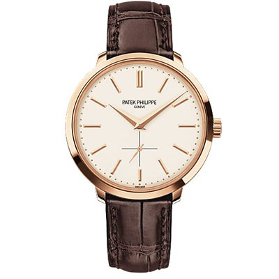- Patek Philippe Calavatra Men's Watch - 5123R-001