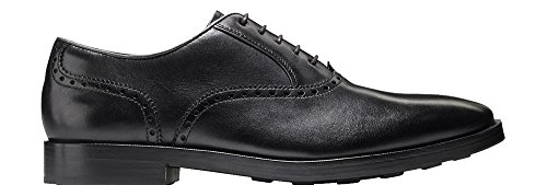 Cole Haan Mens Hamilton Grand Plain Toe Oxford Nero