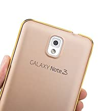 Msvii Aluminum alloy cases/covers for Galaxy Note 3 ( Color : White , Compatible Models : Galaxy Note 3 )