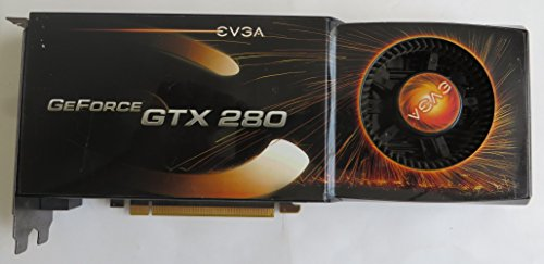EVGA 01G-P3-1282-TR GeForce GTX280 Superclocked 1 ...