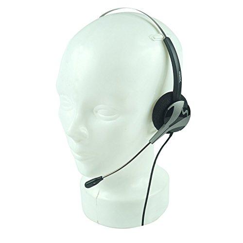Solar Telephone Headset for Avaya