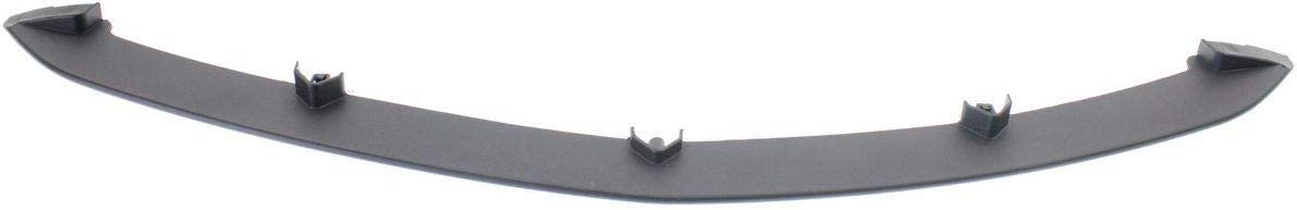 Front Valance For 2010-2011 Mazda 3 Textured