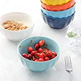 Sweese 106.002 Porcelain Fluted Bowl Set - 26 Ounce