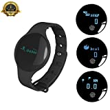 ✦A Fitness Tracker with Pedometer, Sleep Monitor, Calorie Burn, SNS SMS Call Remind, Sedentary Reminder, Alarm Clock etc. All functions support both Android and IOS phones. ✦No matter iPhone X 8 7 6 6s or Samsung S8 S8+ S7 S6 A9 A7 Moto Sony etc, it ...
