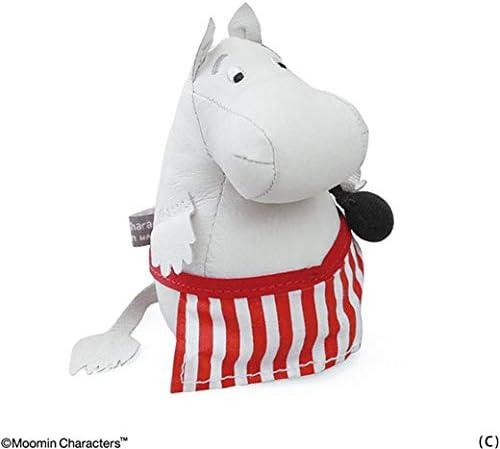 [해외]MOOMIN ム?ミン 레더 페이퍼 웨이트 (C) ム?ミン 엄마 [MM07 / MOOMIN Moomin Leather Paper Weight (C)Moomin Mama [MM07