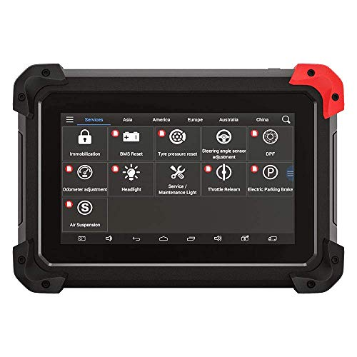XTOOL EZ400 Pro OBDII Vehicle Diagnostic Tool for TPMS Key Programmer ABS, SRS, Engine, Transmission, EPB, Oil Reset