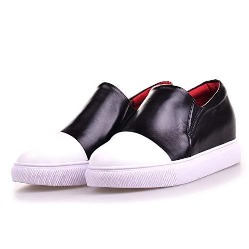 Compensées Femme AdeeSu SDC06016 Sandales Noir qwOzFBEfx
