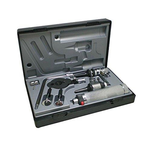 XXCC WJLWJL-DS-451 Professional Medical Otoscope Ear Care Diagnositc ENT Kit Suitable For Adult Children (Checkable Animals)