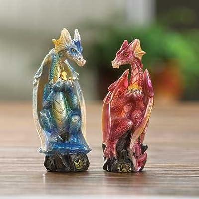 Color Dragon Chess Set