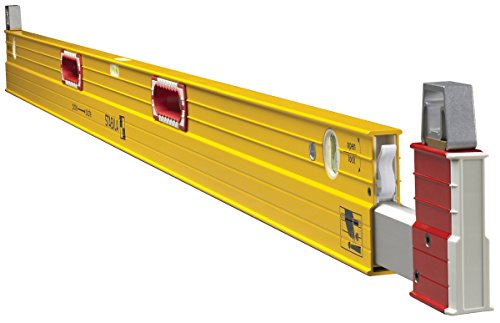 Stabila 35712 Type 106T 7' - 12' Level - 12' Plate Level